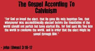calvinism 5