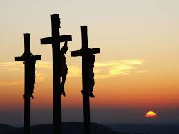 Did one or both crucified thieves mock and reproach Jesus on the cross? | Bjorkbloggen